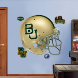 Baylor Helmet Wall Decal