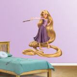 Tangled- Rapunzel Wall Decal