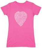 Juniors: Shakespeare Sonnet 18 T-shirts