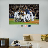 New York Yankees World Series Celebration Wall Decal
