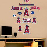 Angels - Fathead Junior Logosheet   Wall Decal