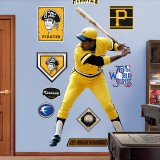 Willie Stargell Wall Decal