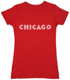 Juniors: Chicago Neighborhoods Shirt
