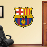 FC Barcelona Logo Wall Decal