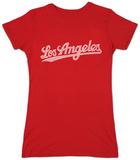 Juniors: Los Angeles Neighborhoods Shirt