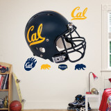 California Helmet Wall Decal
