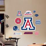 Arizona - Fathead Junior Logosheet Wallstickers