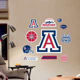 Arizona - Fathead Junior Logosheet Wall Decal