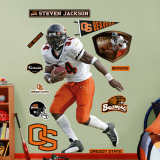 Steven Jackson Oregon State Wall Decal