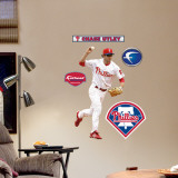 Chase Utley - Fathead Junior Wall Decal