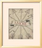 Vintage Heart IV Kunst von Marco Fabiano