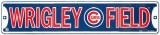 Wrigley Field-Stadium Blechschild