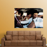 Kid Rock Cruising Mural Wall Decal