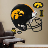 Iowa Helmet Wall Decal