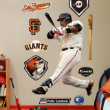Pablo Sandoval Wall Decal