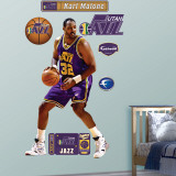 Karl Malone Wall Decal