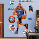 Russell Westbrook   Wall Decal