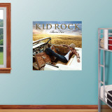 Kid Rock Born Free Album Cover Wall Decal
