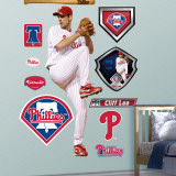 Cliff Lee Wall Decal