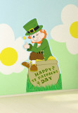 Leprechaun Wall Decal