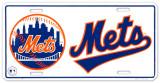 New York Mets Plechová cedule