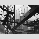 Rouge Plant: Cement Plant Powerhouse Wall Decal