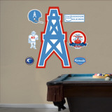 Tennessee Titans AFL Logo Wall Decal
