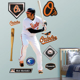 Nick Markakis Wall Decal