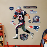 Wes Welker Wall Decal