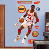 Hakeem Olajuwon Wall Decal
