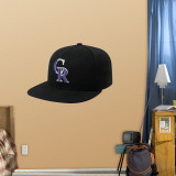 Colorado Rockies New Era Cap Wall Decal