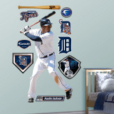 Austin Jackson Wall Decal