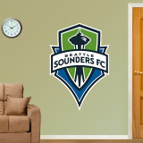 Seattle Sounders FC Logo Wall Decal