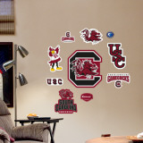 South Carolina - Fathead Junior Logosheet Wallstickers