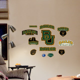 Baylor - Fathead Junior Logosheet Wall Decal