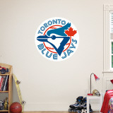 Toronto Blue Jays Throwback Logo Wall Decal