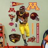 Marion Barber Minnesota Wall Decal