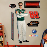 Dale Jr. 2009 Amp Driver Wall Decal