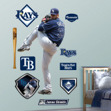 James Shields Wall Decal