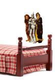 Lion, Tinman, Scarecrow Wall Decal