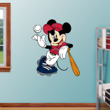 Mickey Mouse Angels Wall Decal