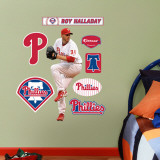 Roy Halladay - Fathead Junior Wall Decal