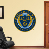 Philadelphia Union Logo Wall Decal