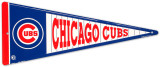 Chicago Cubs Blechschild