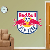 New York Red Bulls Logo Wall Decal