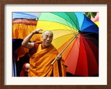 The Dalai Lama Framed Photographic Print