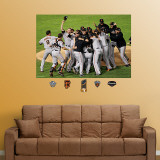 San Francisco Giants WS Mural Wall Decal