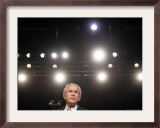 President Bush Delivers Remarks on Terrorism Framed Photographic Print