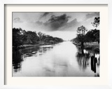 The Bayou Teche in Louisiana Framed Photographic Print
