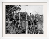 Aborigines Framed Photographic Print